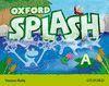 SPLASH A. CLASS BOOK & SONGS CD PACK