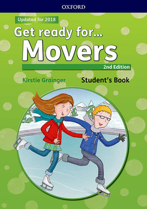 GET READY FOR. MOVERS. STUDENT'S BOOK 2ND EDITION