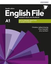 ENGLISH FILE BEGINNER STUDENT'S AND WORKBOOK KEY WITH ONLINE PRATICE 2019