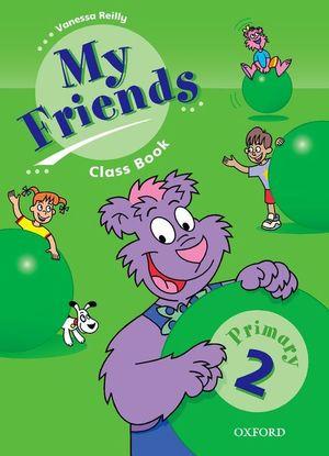 MY FRIENDS 2: CLASS BOOK