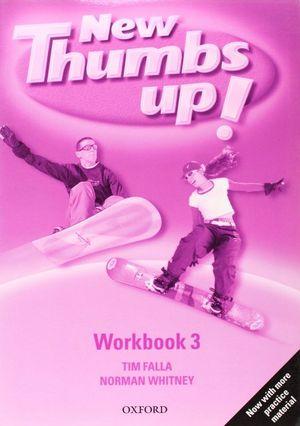 THUMBS UP 3: WORKBOOK NEW EDITION REVISADO