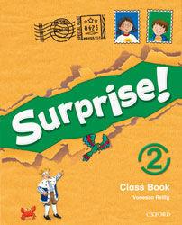 SURPRISE 2: : CLASS BOOK PACK CON MULTI-ROM