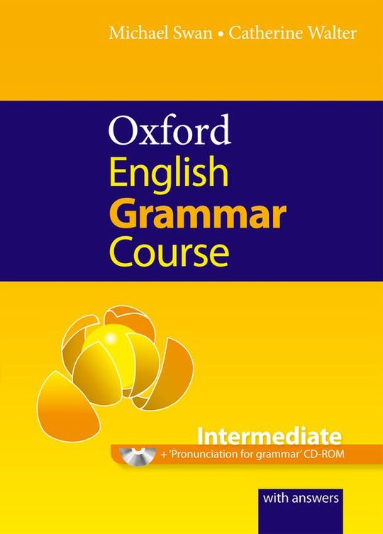 OXFORD ENGLISH GRAMMAR COURSE: INTERMEDIATE WITH ANSWERS CD-ROM PACK
