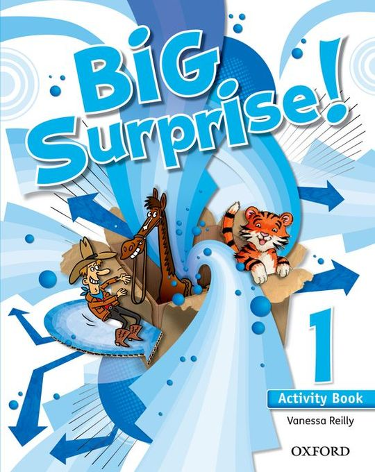 BIG SURPRISE! 1. ACTIVITY BOOK