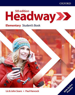 HEADWAY ELEMENTARY STUDENTS WITH ONLINE PRACTICE FIFTH EDITION
