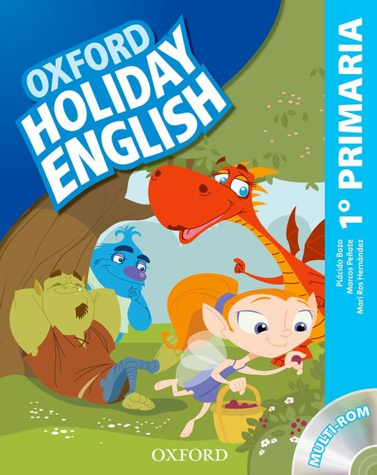 HOLIDAY ENGLISH 1.º PRIMARIA. STUDENT'S PACK 3RD EDITION