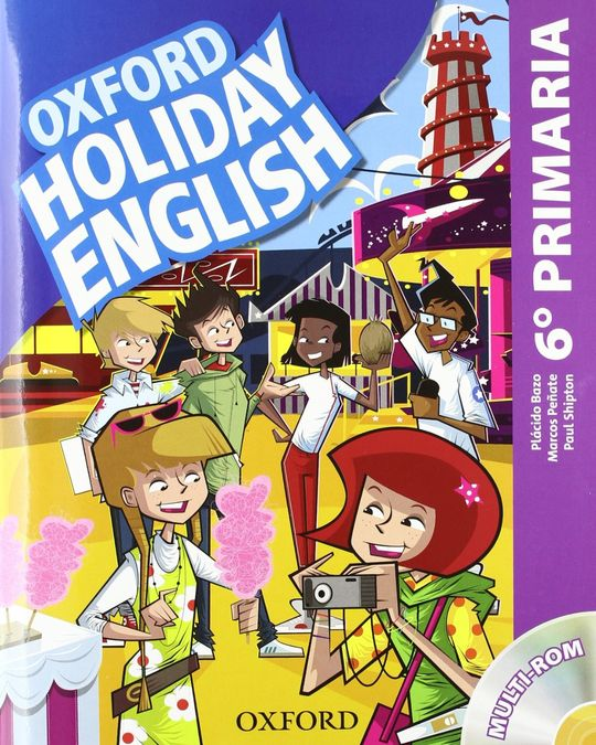 HOLIDAY ENGLISH 6.º PRIMARIA. STUDEN'TS PACK 3RD EDITION