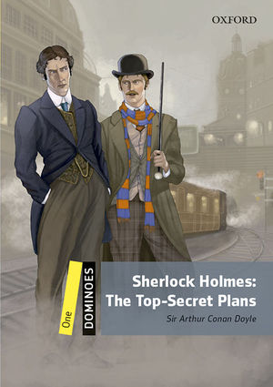 DOMINOES 1. SHERLOCK HOLMES. THE TOP SECRET PLANS MP3 PACK