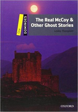 THE REAL MCCOY & OTHER GHOST STORIES (MP3 PACK)