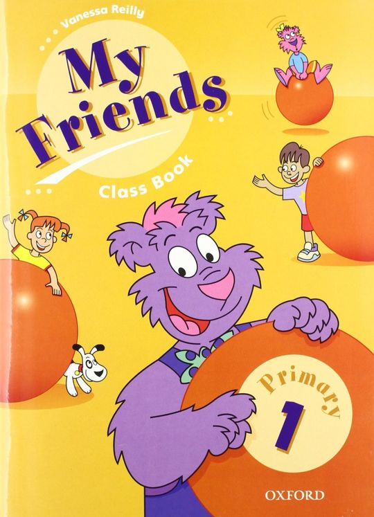MY FRIENDS 1: CLASS BOOK PACK