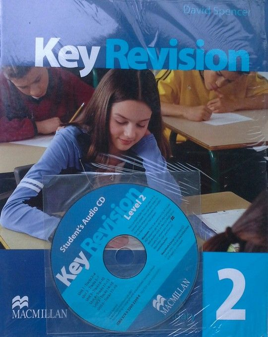 KEY REVISION 2 ESO + CD