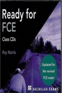 READY FOR FCE ( FIRST CERTIFICATE) . CLASS CD (3)   **HEINEMANN **