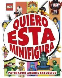 LEGO ¡QUIERO ESA MINIFIGURA!