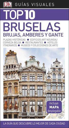 BRUSELAS TOP 10 GUIAS VISUALES