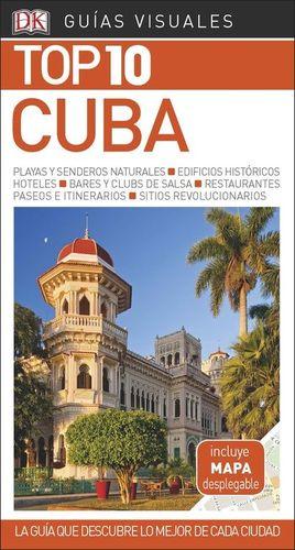 CUBA TOP 10 GUIAS VISUALES