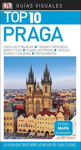 PRAGA TOP 10 GUIAS VISUALES
