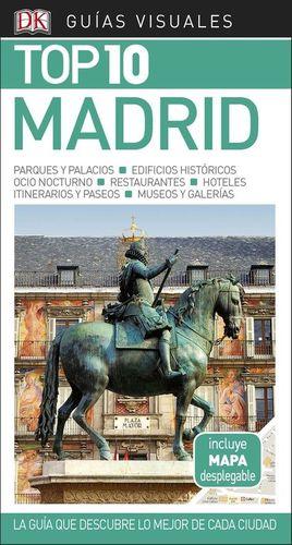 MADRID TOP 10 GUIAS VISUALES