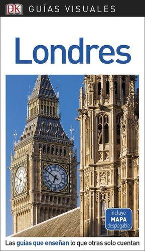 LONDRES GUIAS VISUALES 2018