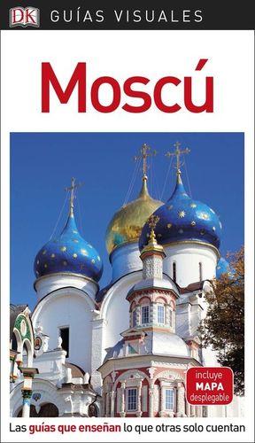 GUÍA VISUAL MOSCÚ 2018
