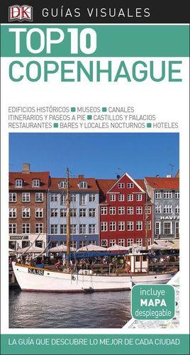 COPENHAGUE TOP 10 GUIAS VISUALES