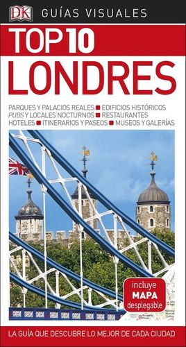 LONDRES TOP 10 GUÍAS VISUALES