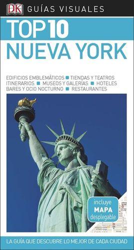 NUEVA YORK TOP 10 GUIAS VISUALES