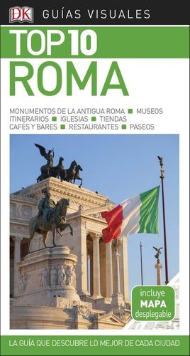 ROMA TOP 10 GUIAS VISUALES