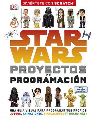 STAR WARS PROYECTOS DE PROGRAMACIÓN (DIVIERTETE CON SCRATCH)