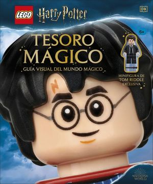LEGO HARRY POTTER TESORO MÁGICO. GUÍA VISUAL DEL MUNDO MÁGICO
