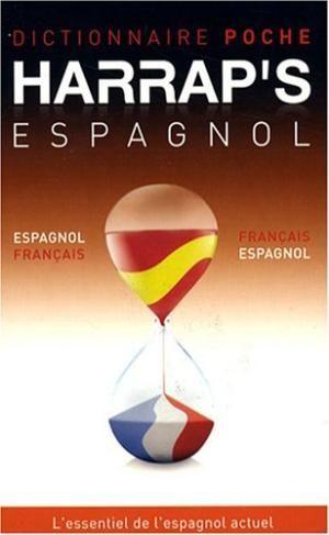 DICTIONNAIRE HARRAPS POCHE FRANC/ESPAÑO