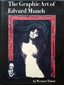 THE GRAPHIC ART OF EDVARD MUNCH