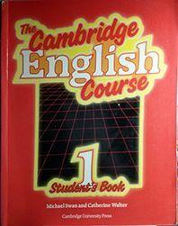 CAMBRIDGE ENGLISH COURSE 1.STUDENT´S BOOK