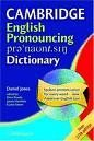 ENGLISH PRONOUNCING DICTIONARY 17TH EDITION + CD-ROM