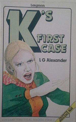 K´S FIRST CASE (LEVEL 2)