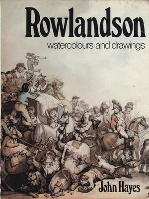 ROWLANDSON - WATERCOLOURS AND DRAWINGS