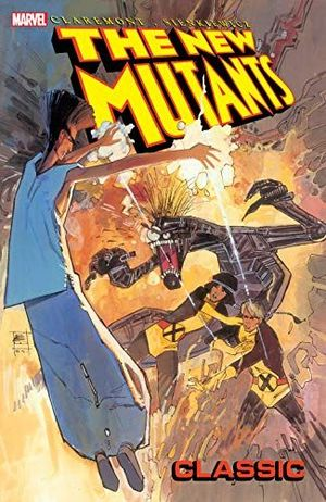 THE NEW MUTANTS 4