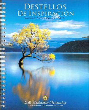DESTELLOS DE INSPIRACION. AGENDA FOTOGRAFICA 2019
