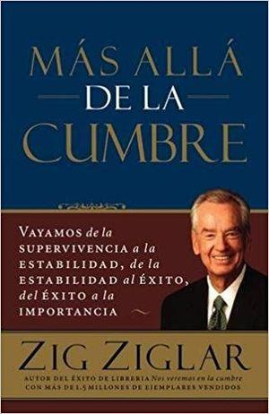 MÁS ALLÁ DE LA CUMBRE