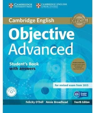 OBJECTIVE ADVANCED CERTIF ST+KEY+CD+CLASS