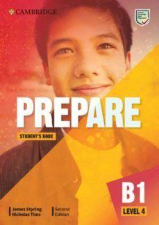 PREPARE. STUDENT'S BOOK. LEVEL 4 (B1)