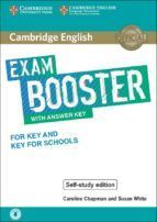 CAMBRIDGE ENGLISH EXAM BOOSTER WITH ANSWER KEY