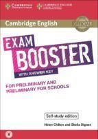 CAMBRIGE ENGLISH EXAM BOOSTER WITH ANSWER KEY