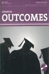 OUTCOMES ADVANCED WORKBOOK WITH KEY +CD