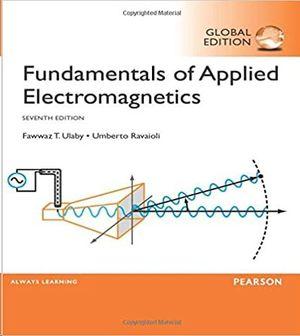 FUNDAMENTALS OF APPLIED ELECTROMAGNETICS.7ª ED. PAPERBACK