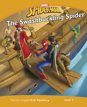 LEVEL 3: MARVEL'S THE SWASHBUCKLING SPIDER