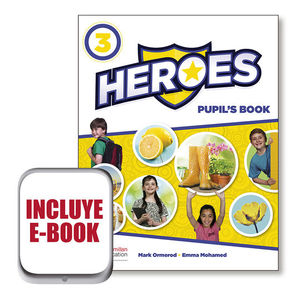 HEROES 3 PB (EBOOK) PK