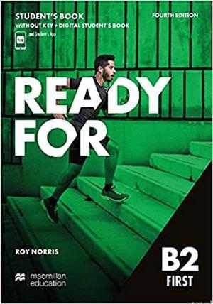 READY FOR B2 FIRST AL SIN KEY