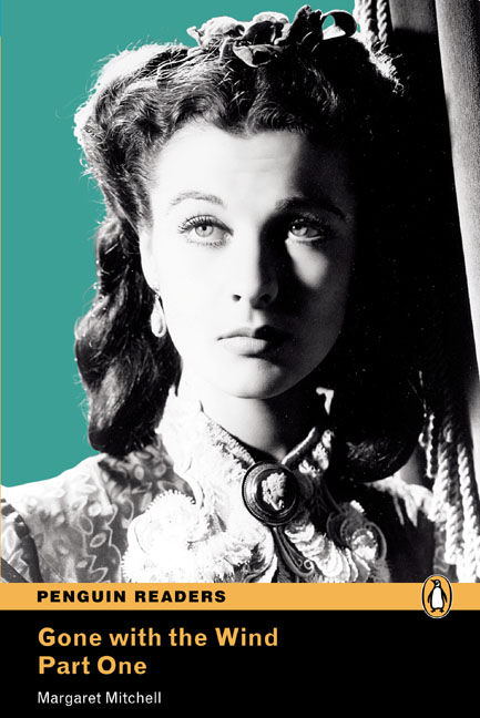 PENGUIN READERS 4: GONE WITH THE WIND PART 1 BOOK & CD PACK