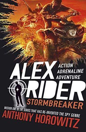 ALEX RIDER 1. STORMBREAKER