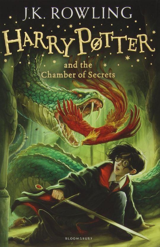 HARRY POTTER AND THE CHAMBER OF SECRETS (HARDBACK)